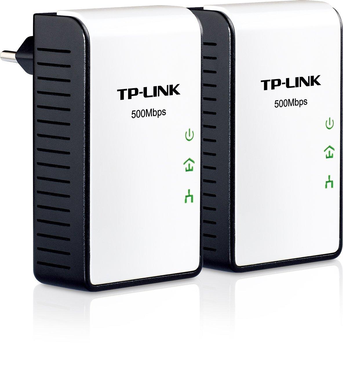 P-Link Mini TL-PA411 Powerline-Netzwerkadapter